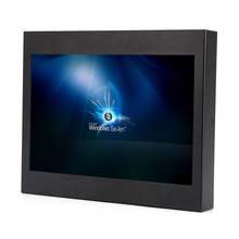 12.1 inch Industrial Cheap Touch Screen Monitor with VGA LVDS Resolution 1024*768