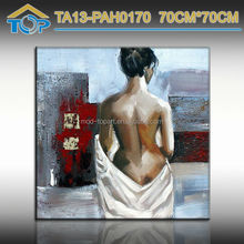 Home Decoration Abstract Oil Painting On Canvas