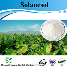Factory supply natural tobacco leaf extract Solanesol powder 90%98%