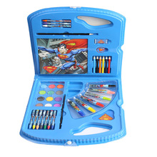 JF88815 40PCS 40 pcs pieces color art professional kids paint painting set for children