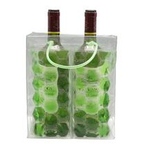 Promotion Wine Cooler Bags Pvc Ice Bag For Cooling Wine