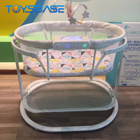 Comprar Juguetes De China High Quality Lovely Music Projection Baby Cradle Designs