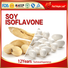 Natural Soy Isoflavone Capsules, Softgels, supplement - Manufacturer, Price, OEM, Private Label