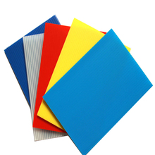Pp Corrugated Polycarbonate 4X8 Hollow Sheet Plastic