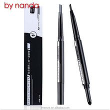 Professional Eyebrown Makeup 6 Colors Long Lasting Permanent Waterproof Double-headed Eyebrow Pencil