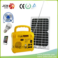 3w mini projects solar power kits led solar system for small home lighting