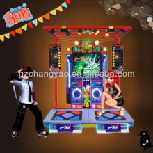 Used Arcade Dancing Video Music Games Machine For Sale