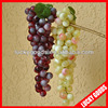 hot selling artificial grapes artificial fruit wholesale