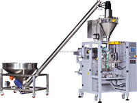 Automatic Vertical Form Fill and Seal Sachet Packing Machine, Auger Filler+VFFS+Screw Feeder
