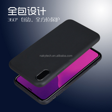 Wholesale china factory high quality colors matte TPU with lanyard hole cell phone case for iphone X