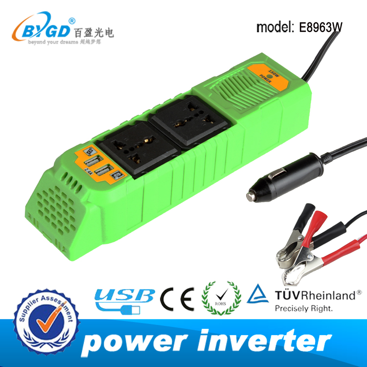 dc to ac 150w car power inverter price