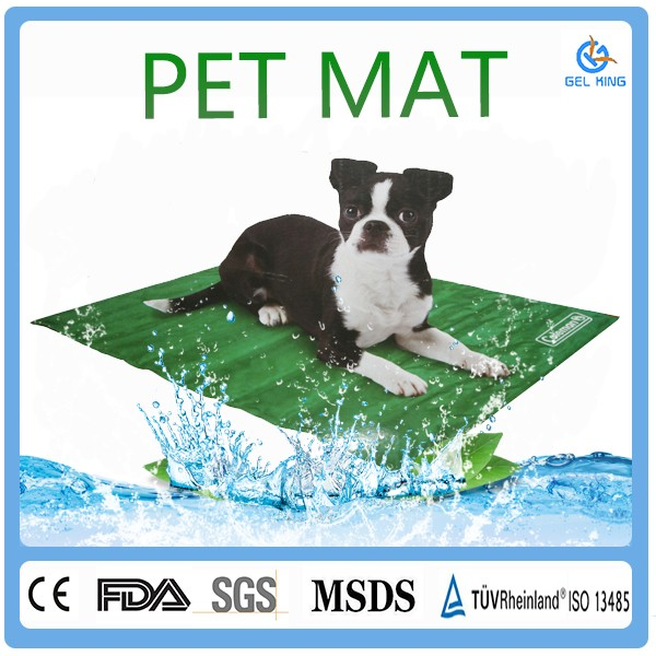 New Products 2017 Home Garden Warm Cold Gel Pet Bed /Pet Matfor Dogs Houses