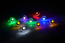 Cheap Led earrings wholesale,party /KTV led lighting earring stud flashing led
