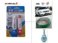 20gram Epoxy AB glue for Metal Ceramic , High performance Liquid Glue