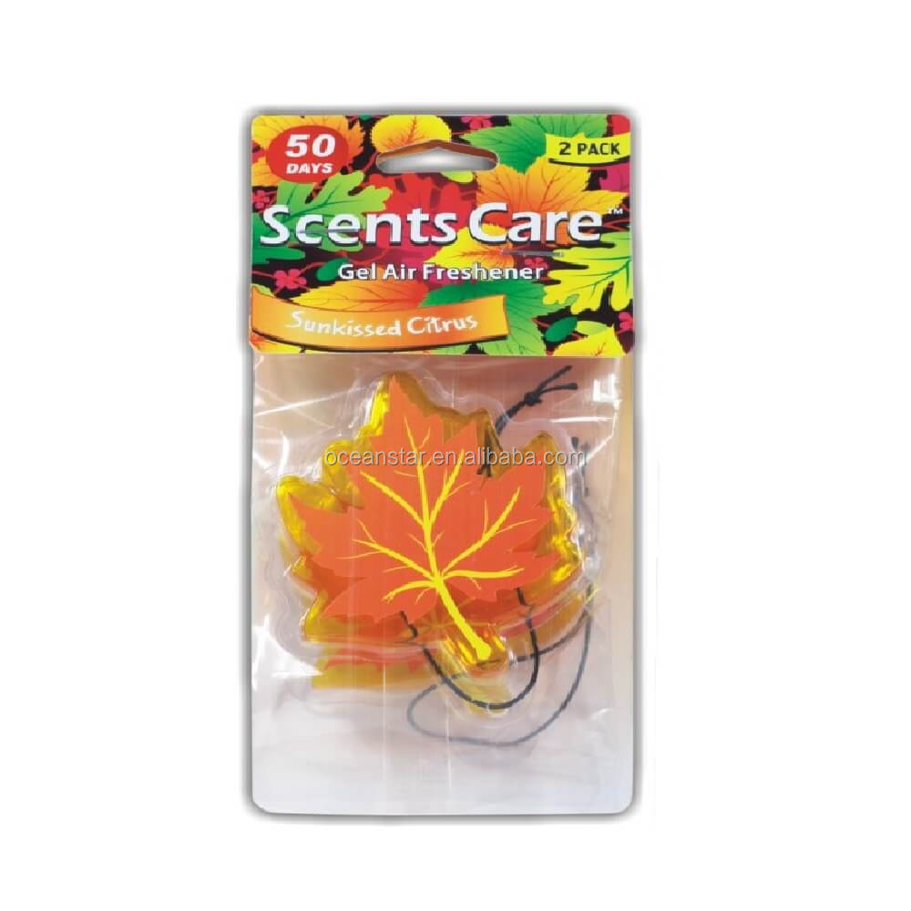 5ml hanging designer fragrance car air freshener
