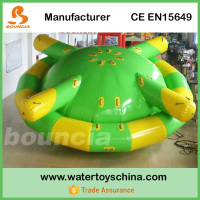 Big Inflatable Water Saturn With Anchor Ring