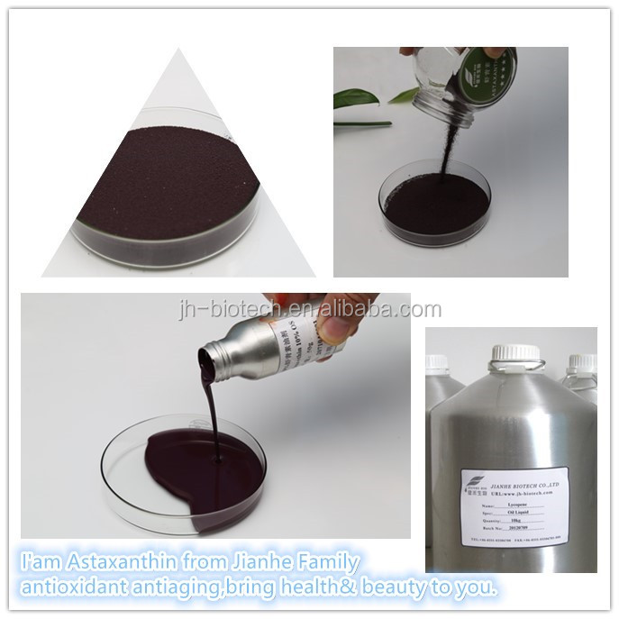 Competitive Price Bulk Astaxanthin Oil