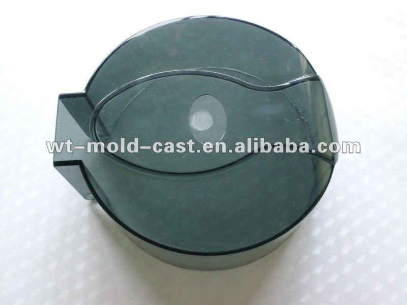 Plastic injection top cap parts mold for househould product