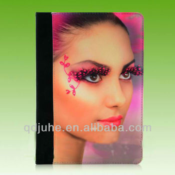 sublimation leather phone case for ipad case,phone cover