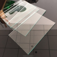 Cuttiing size small tempered glass deck panels with cheap price