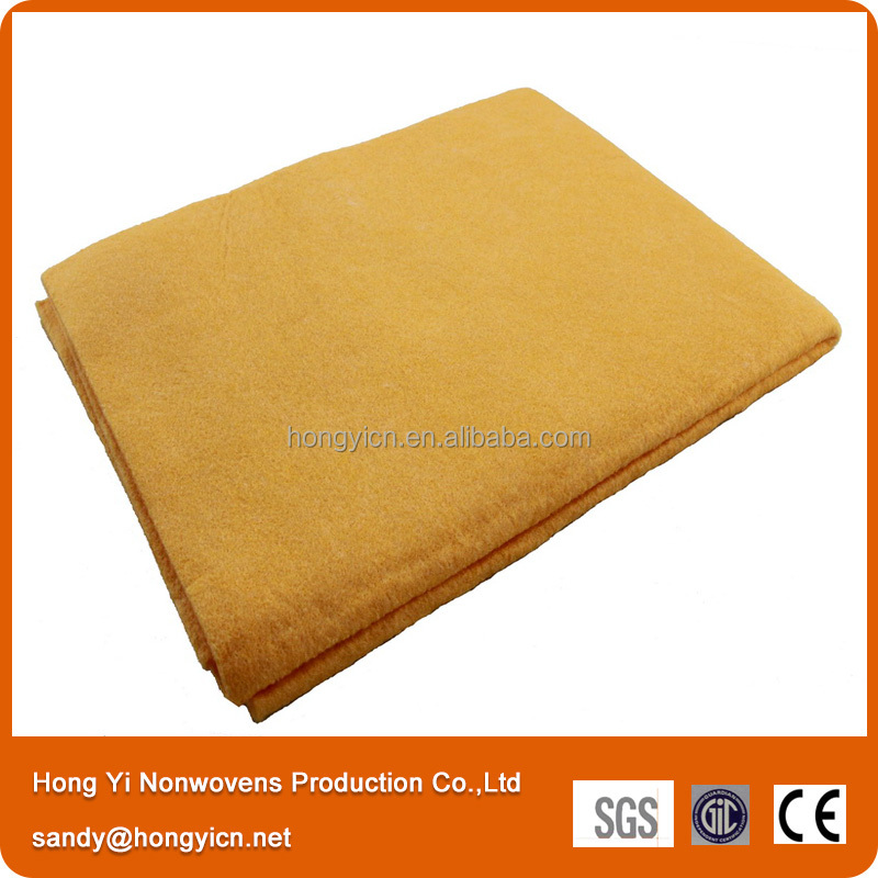 needle punched bamboo fiber cleaning cloth,nonwoven fabric cloth