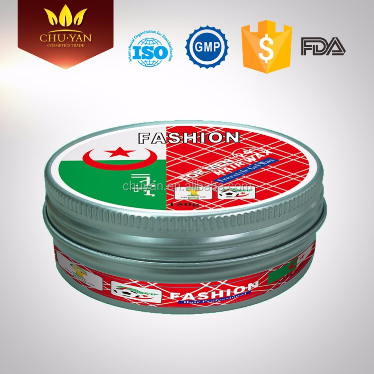 factory leaving price mg5 hair styling wax strong hold hair gel 150g