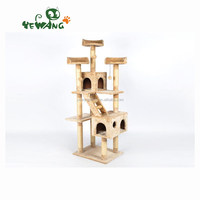 New products Hot sale pet toys cat tree house