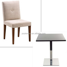 Youkexuan tables and chairs for used restaurant HC-90131