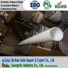 Filled Bronzed PTFE pipe semi-product tube for CNC Machine
