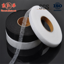 Double sided fusible interfacing/100%PA glue hot melt adhesive spray on no sew fusible adhesive