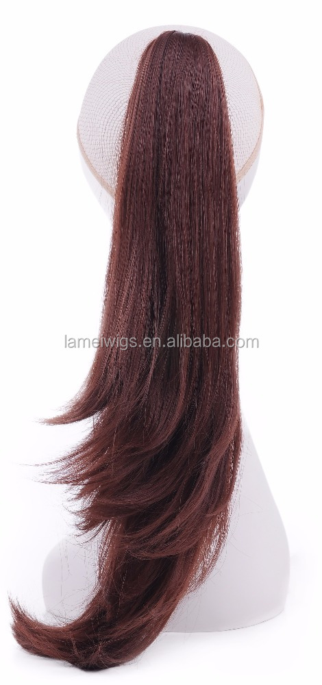 Fashion Asian style High Ponytail cheap Wig N080