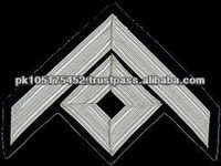 Military Uniform Rank Chevrons