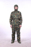 security uniforms suit with properties