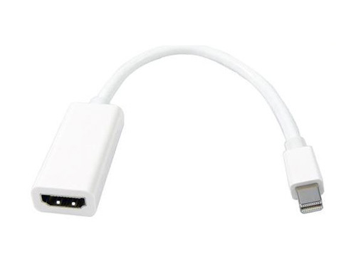 Mini DisplayPort/Thunderbolt to HDMI Cable adapter