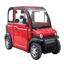4 passenger seats EEC approval china factory l7e electric car
