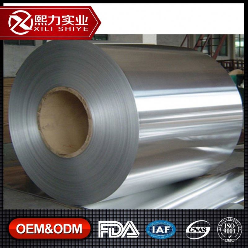 OEM Factory Price Sell Aluminium Oxide Foil Hs Code 7607190090 For Cable