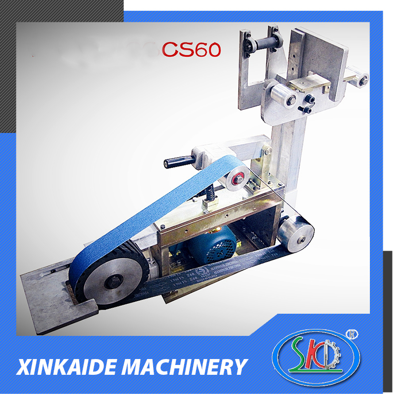 Hot Sale China Supplier Industrial CS60 Abrasive Belt Grinder