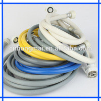 PVC pipe second hand washing machine hose/car washing hose