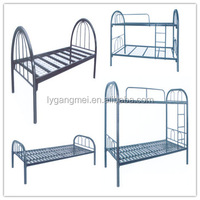 Luoyang factory direct sale metal pipe bed frame for adults