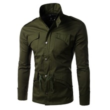 Online Wholesale Shop Classic Men's Black Shooting Jackets