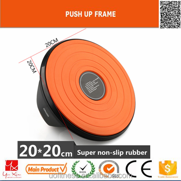 Rotational fitness 360 GYM PUSH UP BAR of BODY-BUILDING <strong>EQUIPMENT</strong>