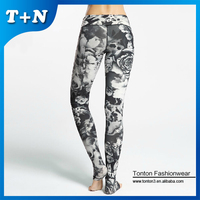 subliamation tights yoga pants cotton leggings for woman
