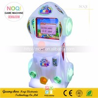 Noqi factory Crazy Jump coin operated lottery game machine children game