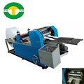 Hot selling handkerchief paper folding machine