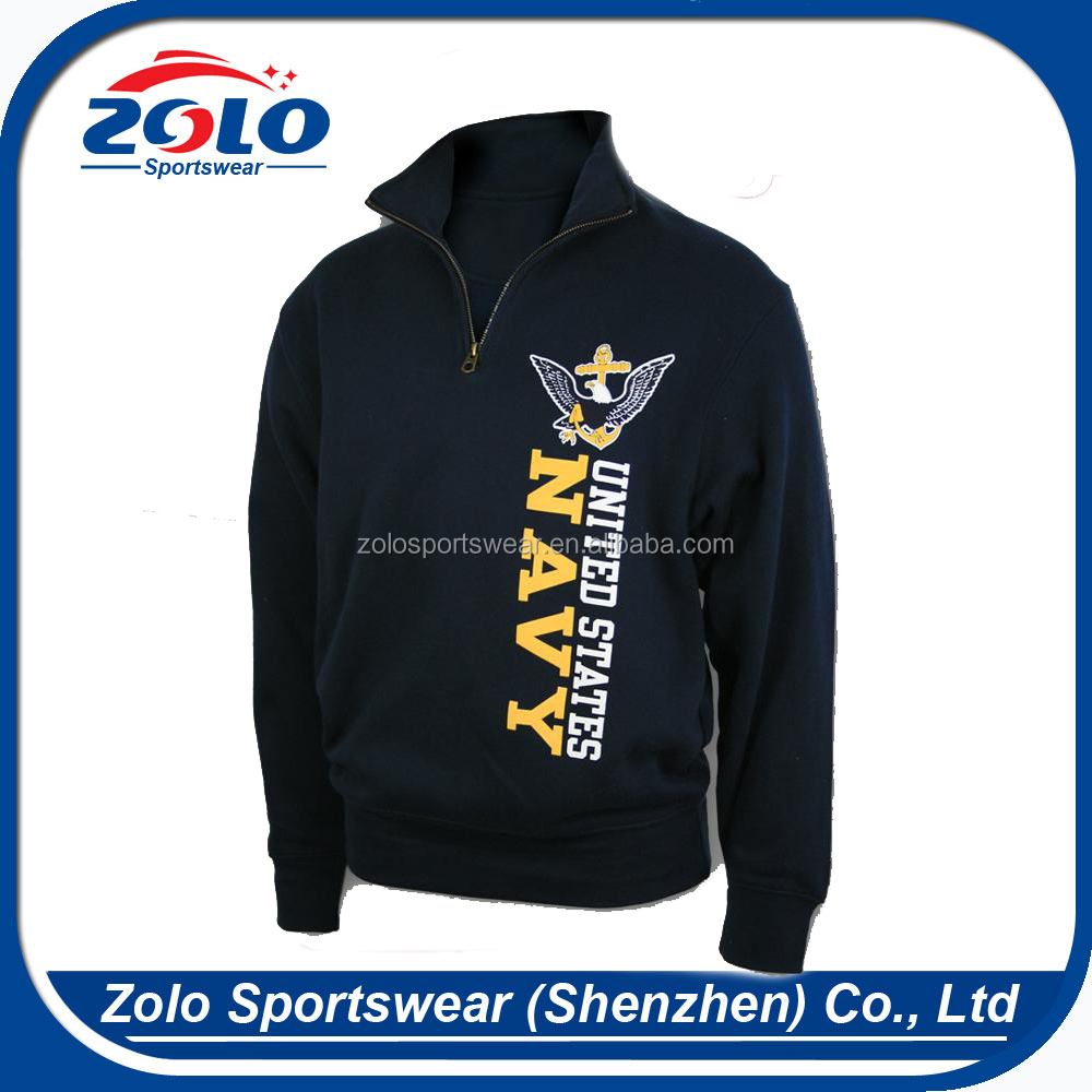 Custom Made Cheap Baseball Fleece Pullover Hoodies With Screen Printing