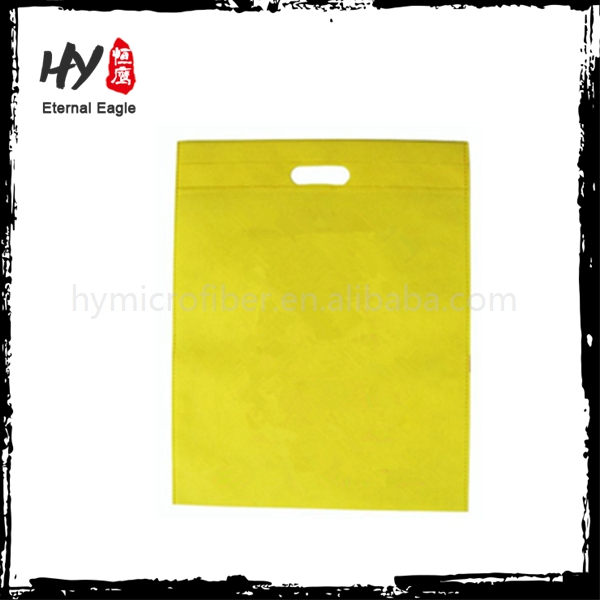 Manufacturer in China automatic non woven bag, plain punching nonwoven bag, punching hole non woven bag
