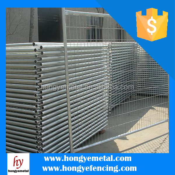 Welded Construction Decorative Temporary Wire Mesh Fence Panels
