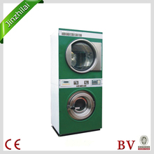 Industrial Front Loading Washing extractor machine and dryer cover