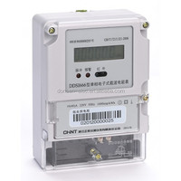 Energy Meter Single Three Phase Prepaid
