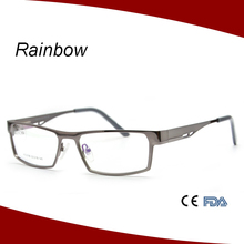Latest arrival trendy stainless steel glasses eyewear